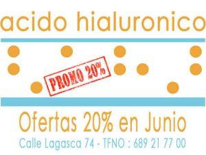 Acido Hialuronico Precio Ofertas 20% en Junio
