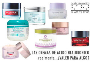 Acido Hialuronico Ojeras Crema Madrid Centro